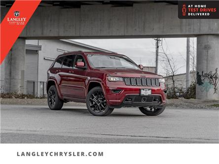2021 Jeep Grand Cherokee Laredo (Stk: M614405) in Surrey - Image 1 of 22