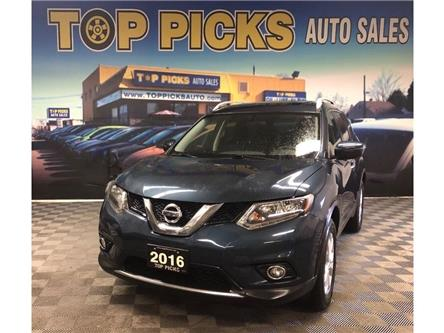 2016 Nissan Rogue SV (Stk: 745475) in NORTH BAY - Image 1 of 27