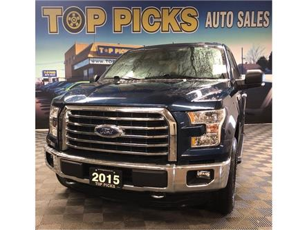 2015 Ford F-150 XLT (Stk: A21864) in NORTH BAY - Image 1 of 29