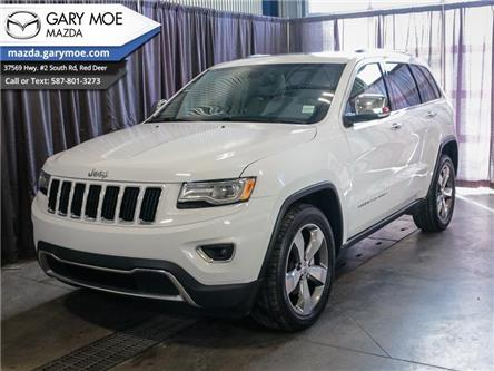 2015 Jeep Grand Cherokee LIMITED (Stk: 1C52741A) in Red Deer - Image 1 of 24