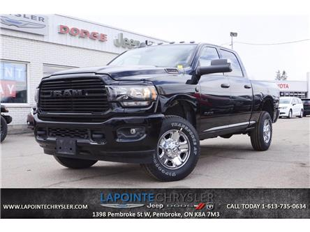 2019 RAM 2500 Big Horn (Stk: 20198A) in Pembroke - Image 1 of 30