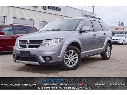 2018 Dodge Journey SXT (Stk: P3622) in Pembroke - Image 1 of 30