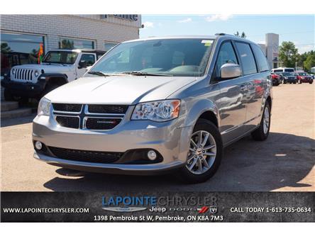 2020 Dodge Grand Caravan Premium Plus (Stk: 20140) in Pembroke - Image 1 of 26
