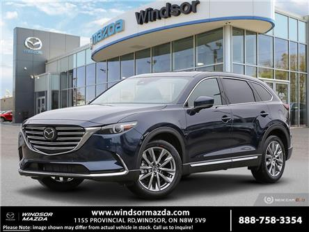 2021 Mazda CX-9 GT (Stk: C953461) in Windsor - Image 1 of 23