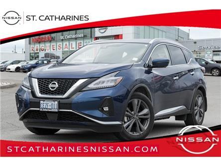 2020 Nissan Murano Platinum (Stk: P2848) in St. Catharines - Image 1 of 21