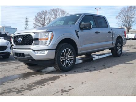 2021 Ford F-150 XL (Stk: 2101600) in Ottawa - Image 1 of 18