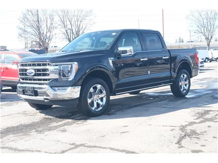 2021 Ford F-150 Lariat (Stk: 2101610) in Ottawa - Image 1 of 20