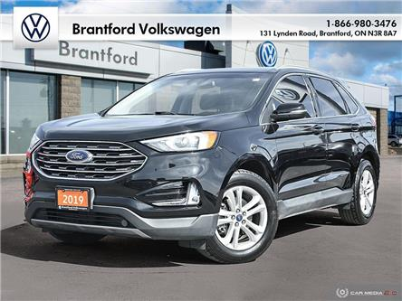 2019 Ford Edge SEL (Stk: P65350) in Brantford - Image 1 of 27