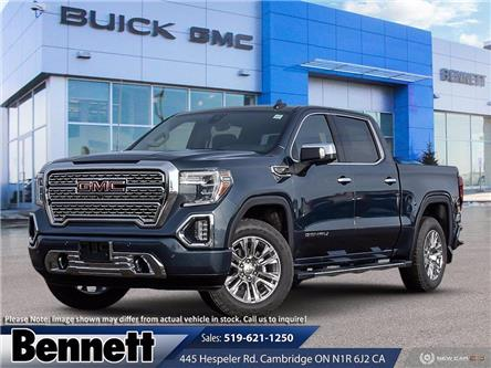 2021 GMC Sierra 1500 Denali (Stk: D210481) in Cambridge - Image 1 of 23