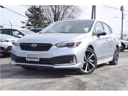 2020 Subaru Impreza Sport-tech (Stk: SL876) in Ottawa - Image 1 of 24