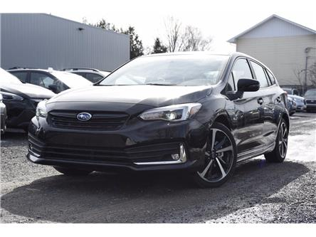 2021 Subaru Impreza Sport-tech (Stk: SM329) in Ottawa - Image 1 of 24