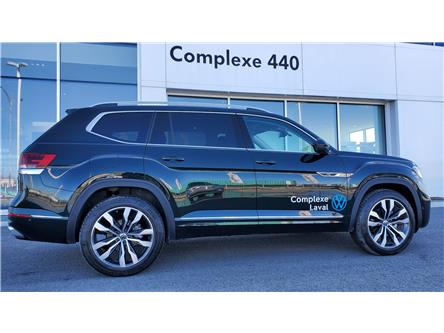 2021 Volkswagen Atlas 3.6 FSI Execline (Stk: N210032) in Laval - Image 1 of 16