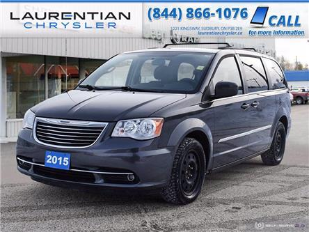 2015 Chrysler Town & Country Touring (Stk: 21176A) in Sudbury - Image 1 of 27
