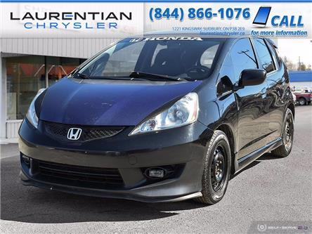 2009 Honda Fit Sport (Stk: 21192B) in Sudbury - Image 1 of 17