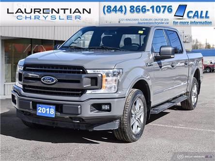 2018 Ford F-150  (Stk: 21137A) in Sudbury - Image 1 of 28