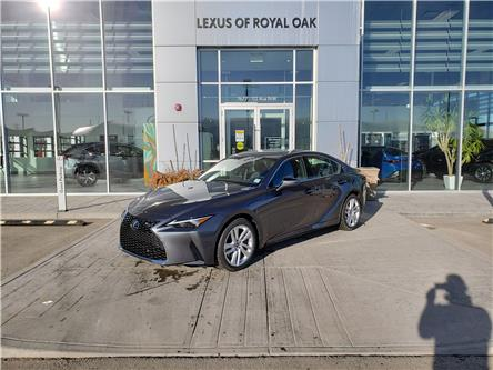 2021 Lexus IS 300 Base (Stk: L21266) in Calgary - Image 1 of 14