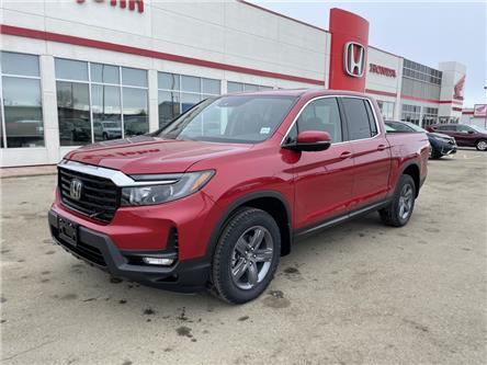 2021 Honda Ridgeline Touring (Stk: 21033) in Fort St. John - Image 1 of 27
