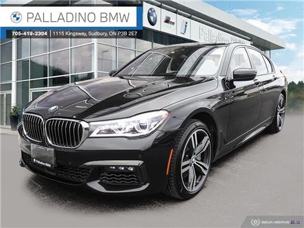 2019 BMW 750i xDrive (Stk: 0043D) in Sudbury - Image 1 of 21