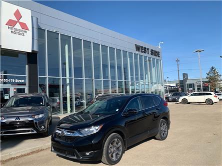 2018 Honda CR-V EX-L (Stk: BM4064) in Edmonton - Image 1 of 27