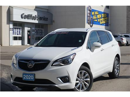 2020 Buick Envision Essence (Stk: P3674) in Salmon Arm - Image 1 of 27
