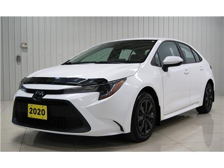 2020 Toyota Corolla LE (Stk: V21122A) in Sault Ste. Marie - Image 1 of 16