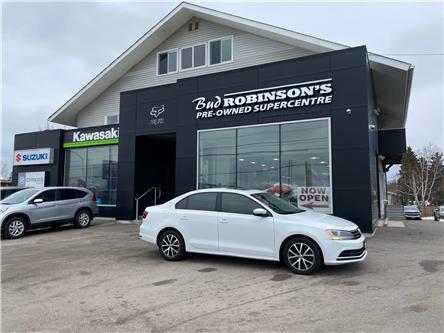2016 Volkswagen Jetta 1.4 TSI Comfortline (Stk: 21-12-3080) in Sault Ste. Marie - Image 1 of 27