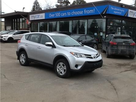 2015 Toyota RAV4 LE (Stk: 210189) in North Bay - Image 1 of 19
