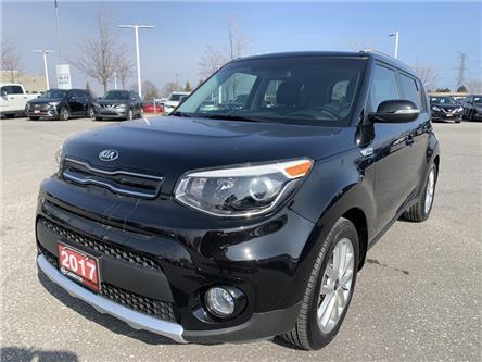 2017 Kia Soul EX (Stk: ML470616A) in Bowmanville - Image 1 of 14