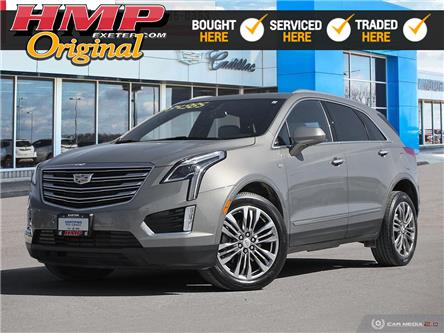 2017 Cadillac XT5 Premium Luxury (Stk: 77347) in Exeter - Image 1 of 27