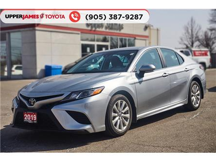 2019 Toyota Camry SE (Stk: 91763) in Hamilton - Image 1 of 21