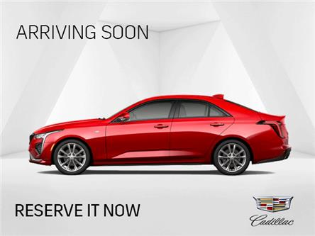 2021 Cadillac CT4 Sport (Stk: F-ZKKXRD) in Oshawa - Image 1 of 6