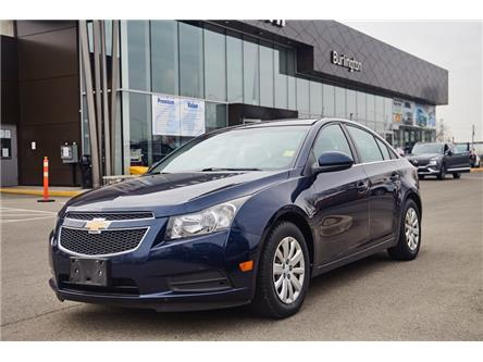 2011 Chevrolet Cruze LT Turbo (Stk: N1637C) in Burlington - Image 1 of 18