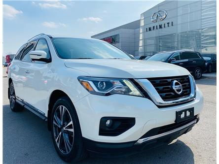 2017 Nissan Pathfinder Platinum (Stk: H9405A) in Thornhill - Image 1 of 20