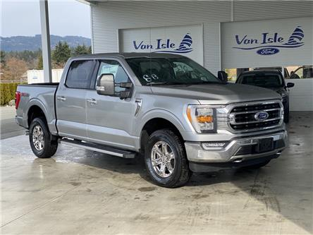 2021 Ford F-150 XLT (Stk: 21048) in Port Alberni - Image 1 of 7