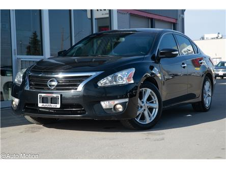 2013 Nissan Altima  (Stk: 21331) in Chatham - Image 1 of 24