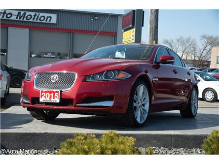 2015 Jaguar XF  (Stk: 21315) in Chatham - Image 1 of 27