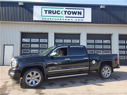 2017 GMC Sierra 1500 Denali (Stk: T0276) in Smiths Falls - Image 1 of 22