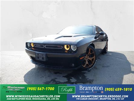 2017 Dodge Challenger R/T (Stk: 1279A) in Mississauga - Image 1 of 26