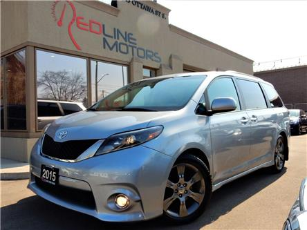 2015 Toyota Sienna  (Stk: 5TDXK3) in Kitchener - Image 1 of 22