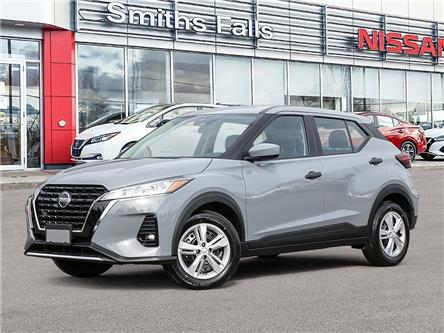 2021 Nissan Kicks S (Stk: 21-088) in Smiths Falls - Image 1 of 23