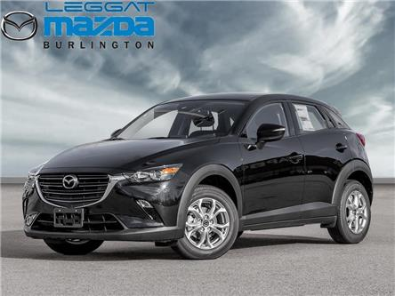 2021 Mazda CX-3 GS (Stk: 214671) in Burlington - Image 1 of 23