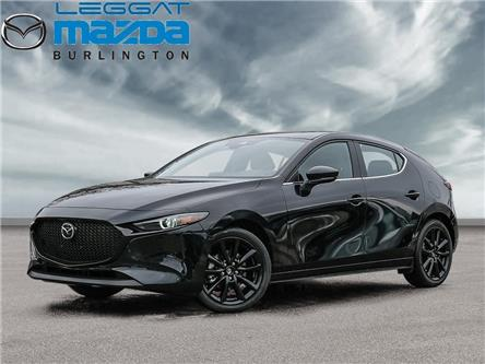 2021 Mazda Mazda3 Sport GT w/Turbo (Stk: 213272) in Burlington - Image 1 of 11