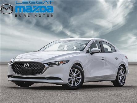 2021 Mazda Mazda3 GS (Stk: 217548) in Burlington - Image 1 of 23