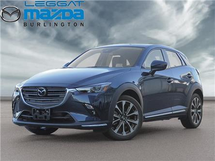 2021 Mazda CX-3 GT (Stk: 218800) in Burlington - Image 1 of 11