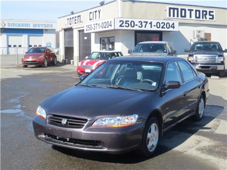 1998 Honda Accord EX V6 (Stk: ) in Kamloops - Image 1 of 22