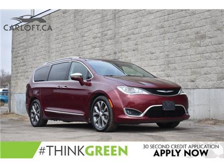 2017 Chrysler Pacifica Limited (Stk: B7066) in Kingston - Image 1 of 31
