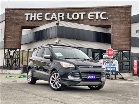 2016 Ford Escape SE (Stk: 21043-1) in Sudbury - Image 1 of 24