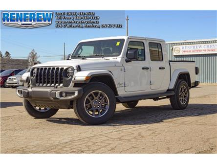 2021 Jeep Gladiator Overland (Stk: M019) in Renfrew - Image 1 of 30