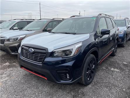 2021 Subaru Forester Sport (Stk: S5774) in St.Catharines - Image 1 of 3