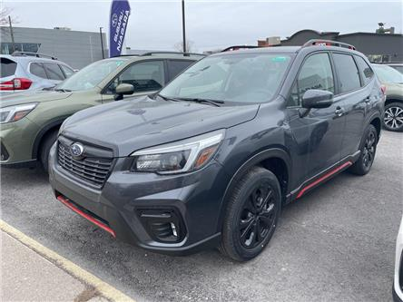 2021 Subaru Forester Sport (Stk: S5791) in St.Catharines - Image 1 of 3